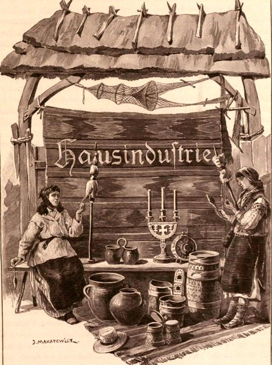 Tipologii galitiene: Industria Casnică, p. 549