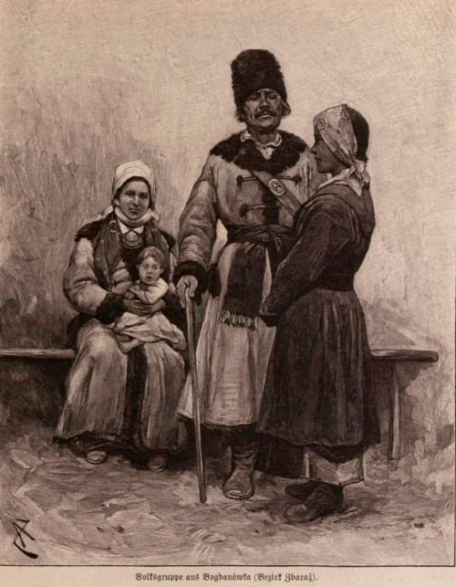 Tipologii galiţiene din Bogdanova, p. 407