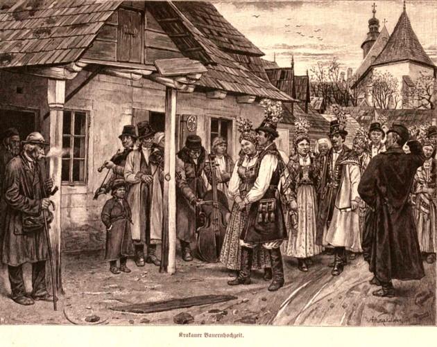 Nunta, la poloni, p 389