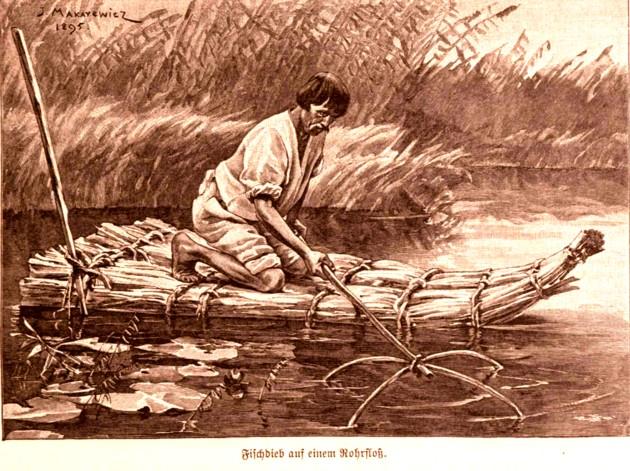 Tipologii rutene: Pescar, p- 865