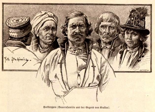 Tipologii ţărănesti din Galiţia, p. 261