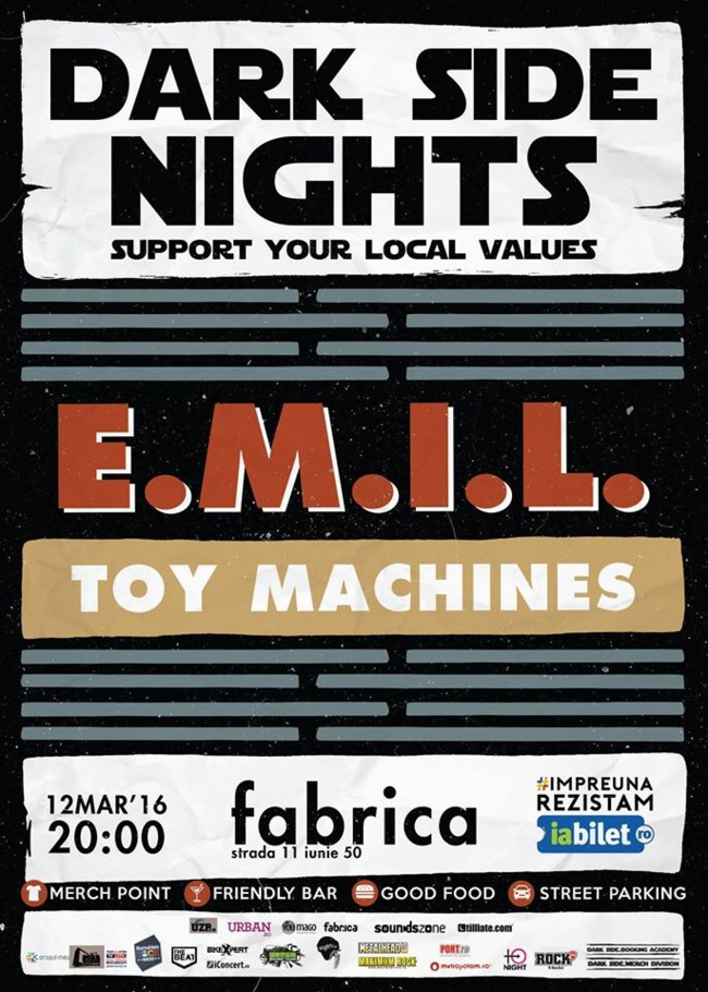 Toy Machines fabrica