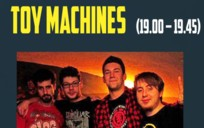 Toy Machines mica