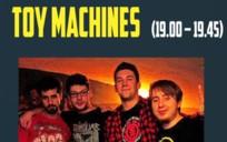 Toy Machines mica