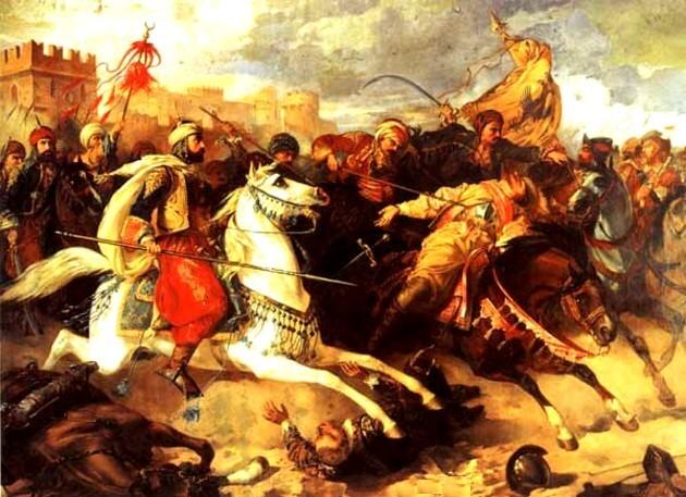 Cavaleria otomană