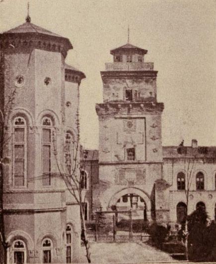 Turnul Colţea
