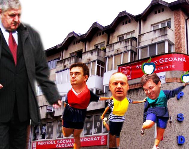 Co-autorul Constituţiei, Ovidiu Donţu: Domnul Gavril Mîrza ne-a ales ucenici numai pe cei tari în constituţie, dar lui Corneliu Popovici au ajuns să-i placă merele pădureţe şi s-a strepezit!