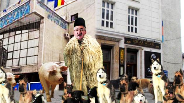 Ion Lungu: Care javre, la Suceava? Nu vedeţi că am adus doar un nou lot de militanţi politici?