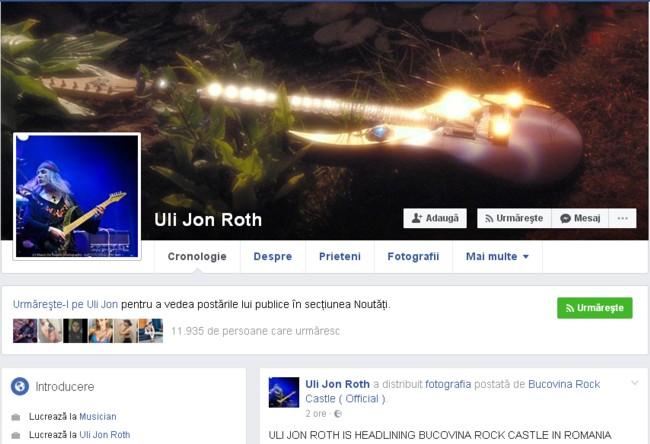 Uli Jon Roth 1