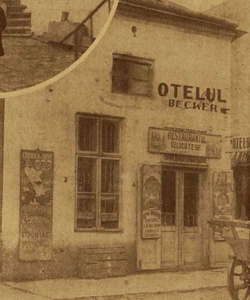 """Un pretins hotel la Cernăuţi, în realitate speluncă şi primejdioasă """"casă de întâlnire"""", care ascunde cea mai zguduitoare mizerie omenească cu putinţă."""