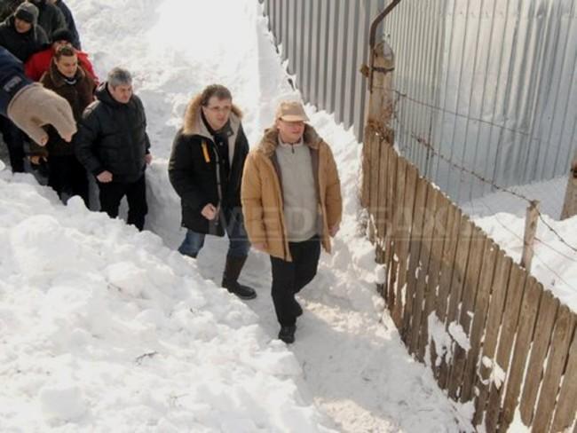 Cizmele patriotice, în luptă cu calamitatea - www mediafax ro