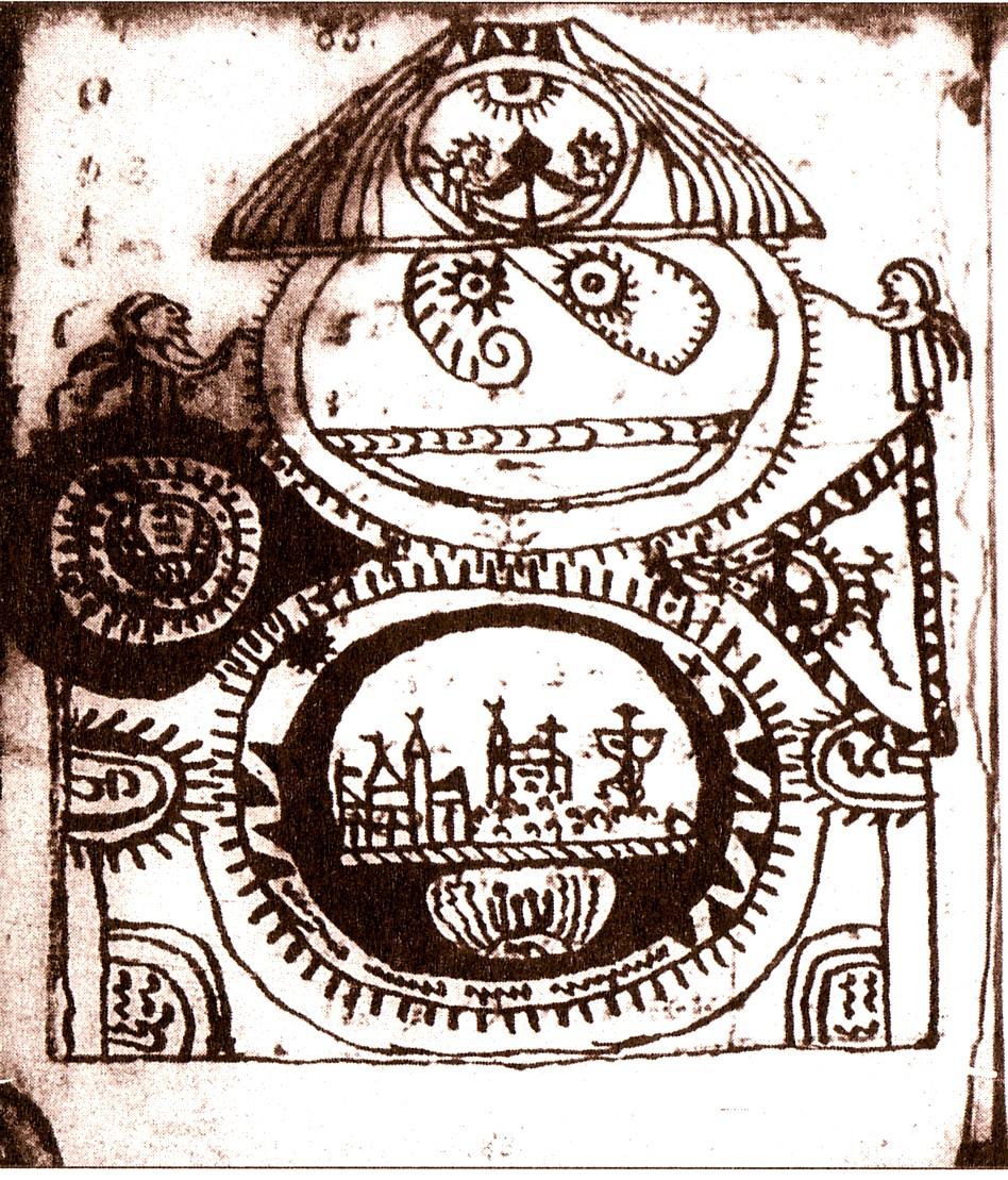 Triunghiul celtic al celor trei lumi pământeşti cunoscute