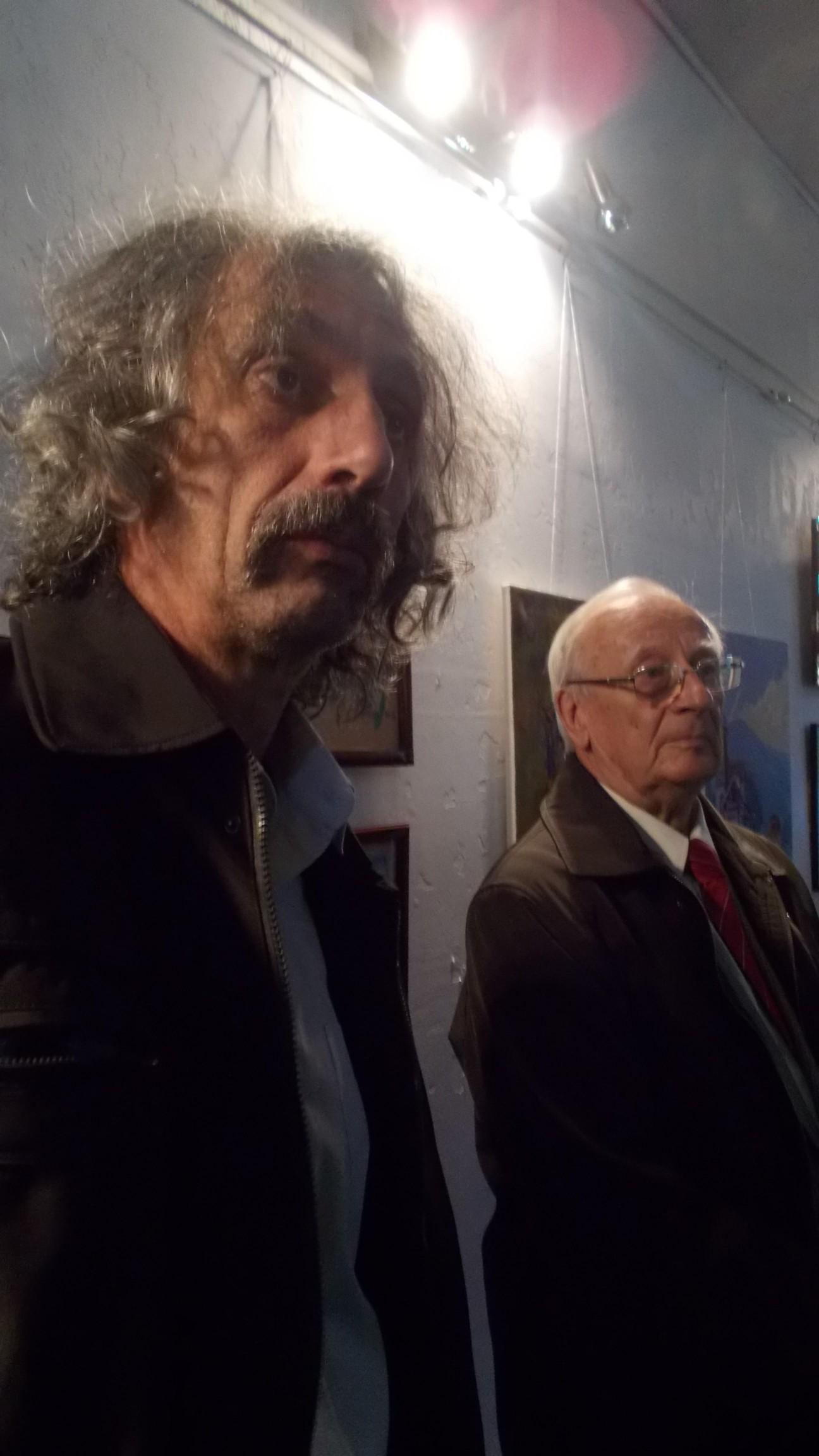 Iulian Dziubinski şi Radu Bercea