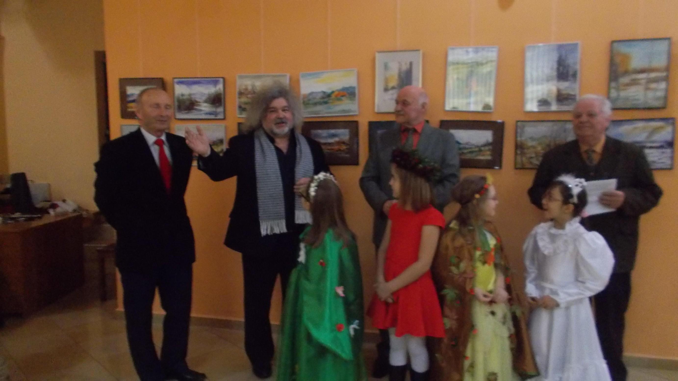 Înţeleptul director al Teatrului Naţional din Kolomeea