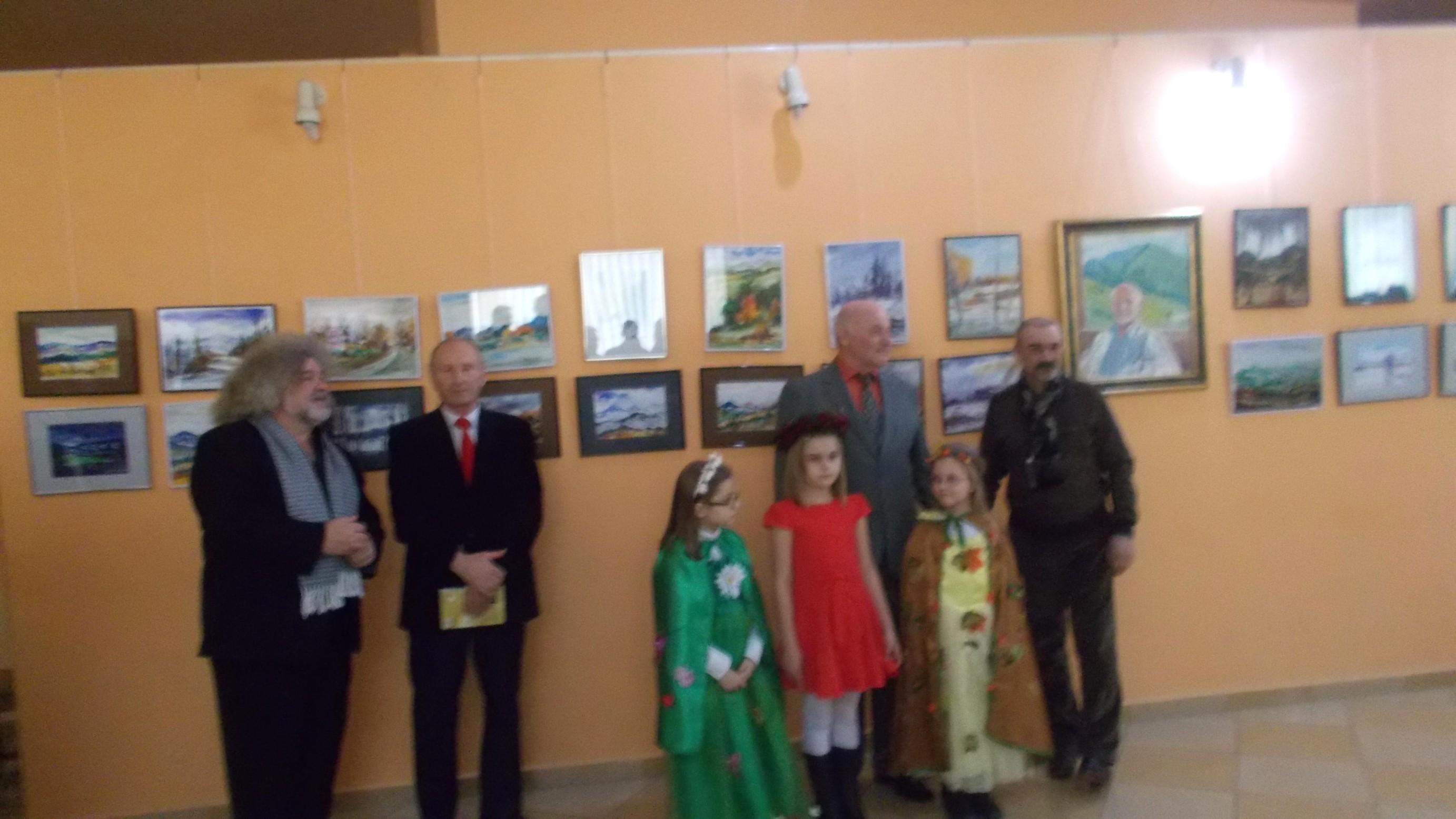 Tiberiu Cosovan, ca moderator al evenimentului cultural