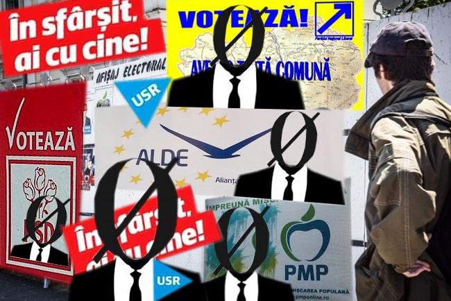 VOTATI CA AVETI CU CINE