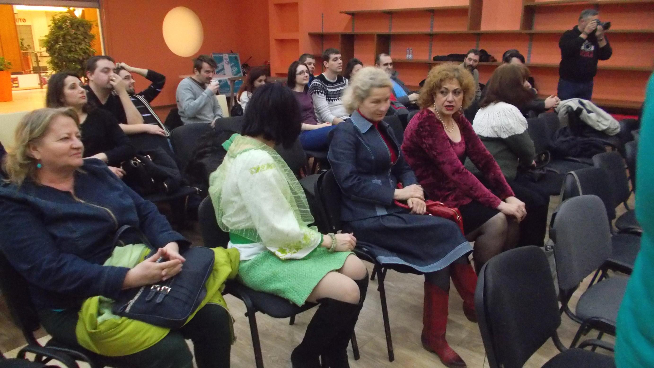 Siamezele Manuela David şi Gabi Teişanu
