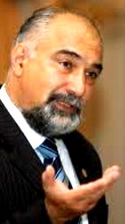 Varujan Vosganian, într-un gest politic tipologic