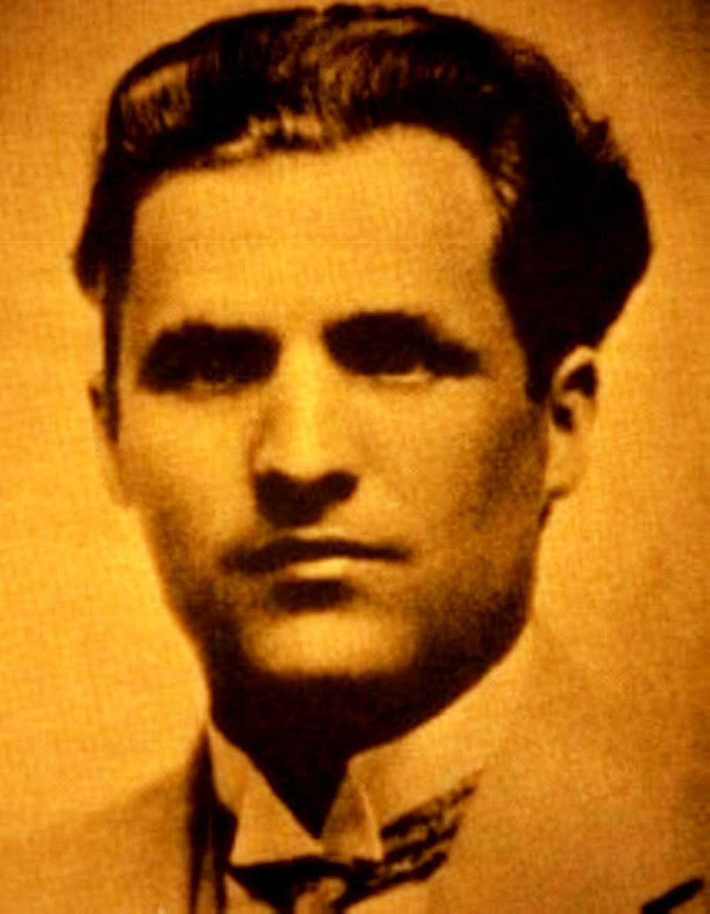 Vasile Gherasim, fiul învăţătorului din Marginea