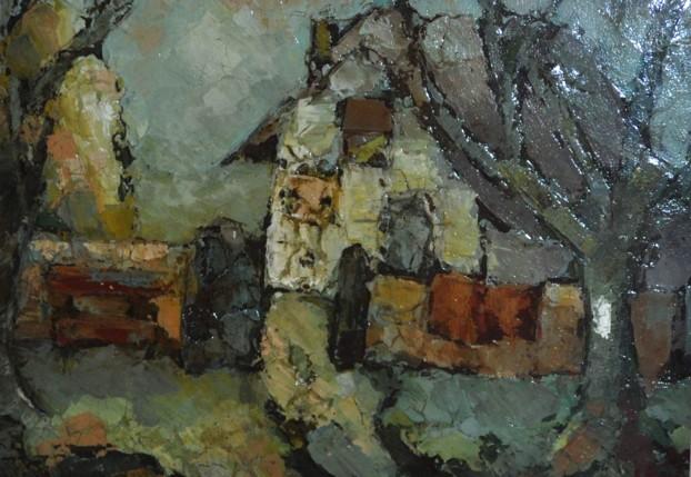 Casa cu nuci, de Iosif Csukat