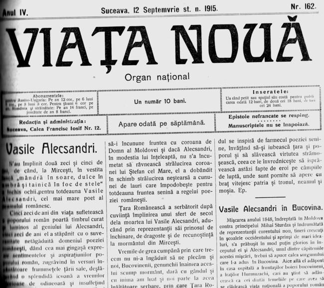 Viata Noua 1915 12 sept