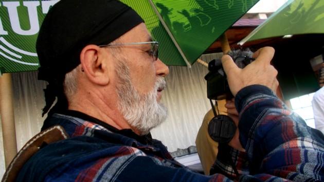 Victor Rusu, profil de artist fotograf