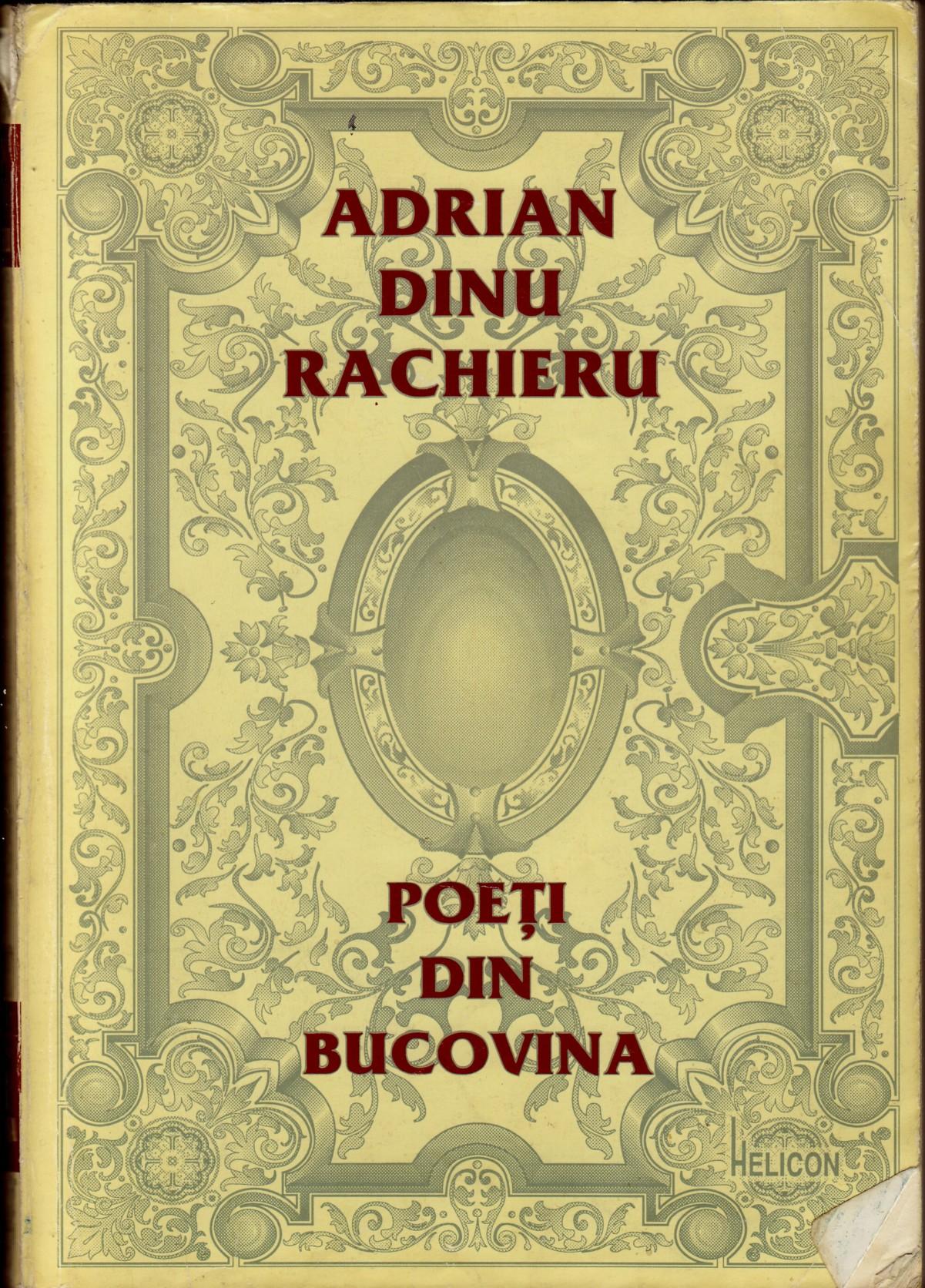 Antologia lui Adrian Dinu Rachieru