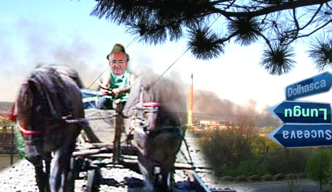 Ion Lungu: Tătuţa m-o adus pi linia feratî, pi linii m-a-ntorc la Prelipca!...