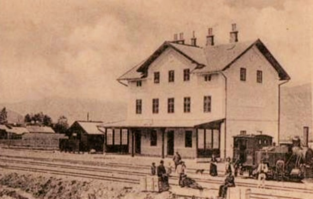 Gara din Vijniţa