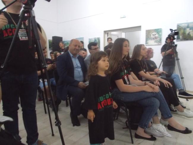 Voluntarii 2 cu Sofia Blidariu