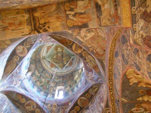 Bolţile pictate ale Voroneţului, un alfabet al simbolurilor