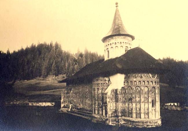 Biserica Voroneţ