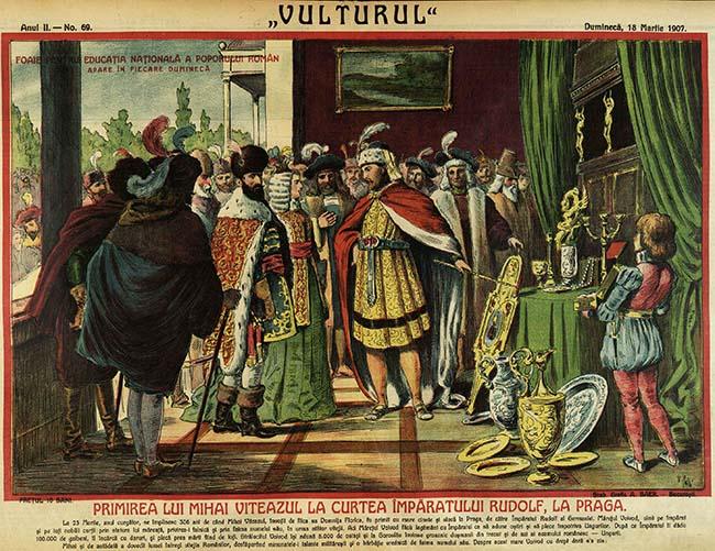 Vulturul 18 martie 1907 p 2