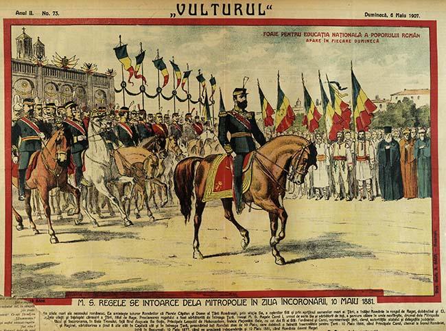 Vulturul 6 mai 1907