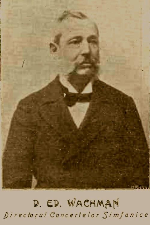 Wachman D Ed GAZETA ARTELOR nr 39 40 1904