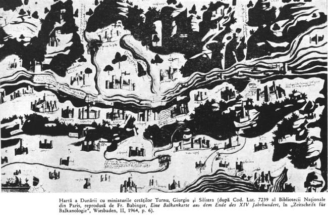 XV Cetatile de pe Dunare