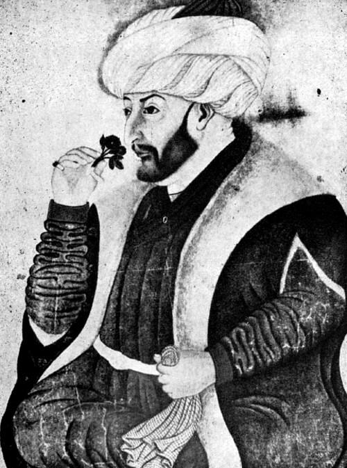 XV Mahomed II Cuceritorul
