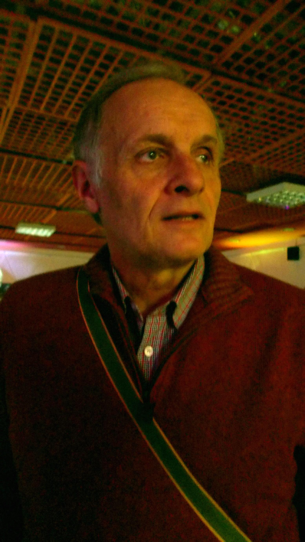 Poetul şi pictorul Constantin Severin