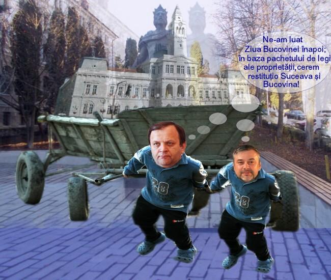 Gheorghe Flutur: Trebuie să-l trezim pe Nechifor, să nu fim acuzaţi de sechestrare!...
