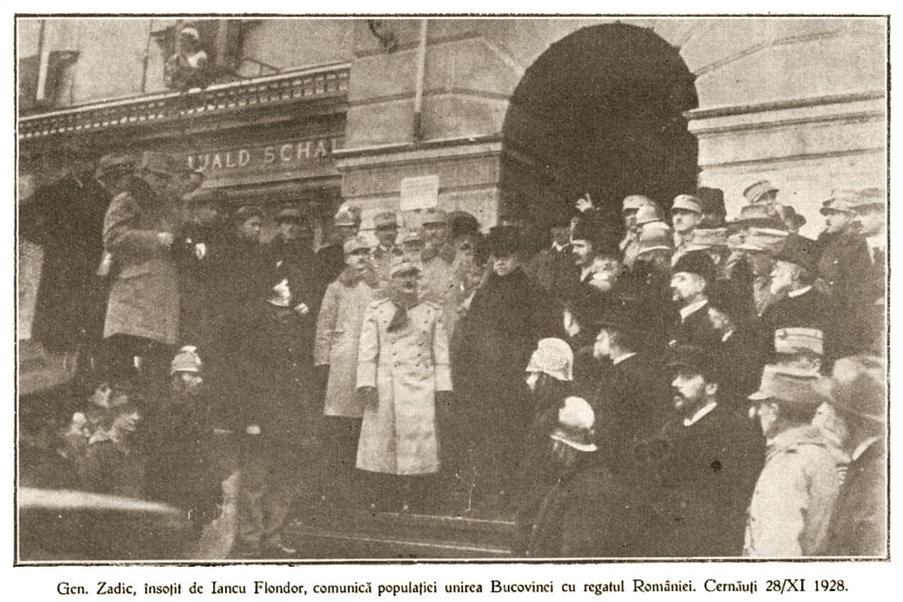 Cernăuţi, 28 noiembrie 1918