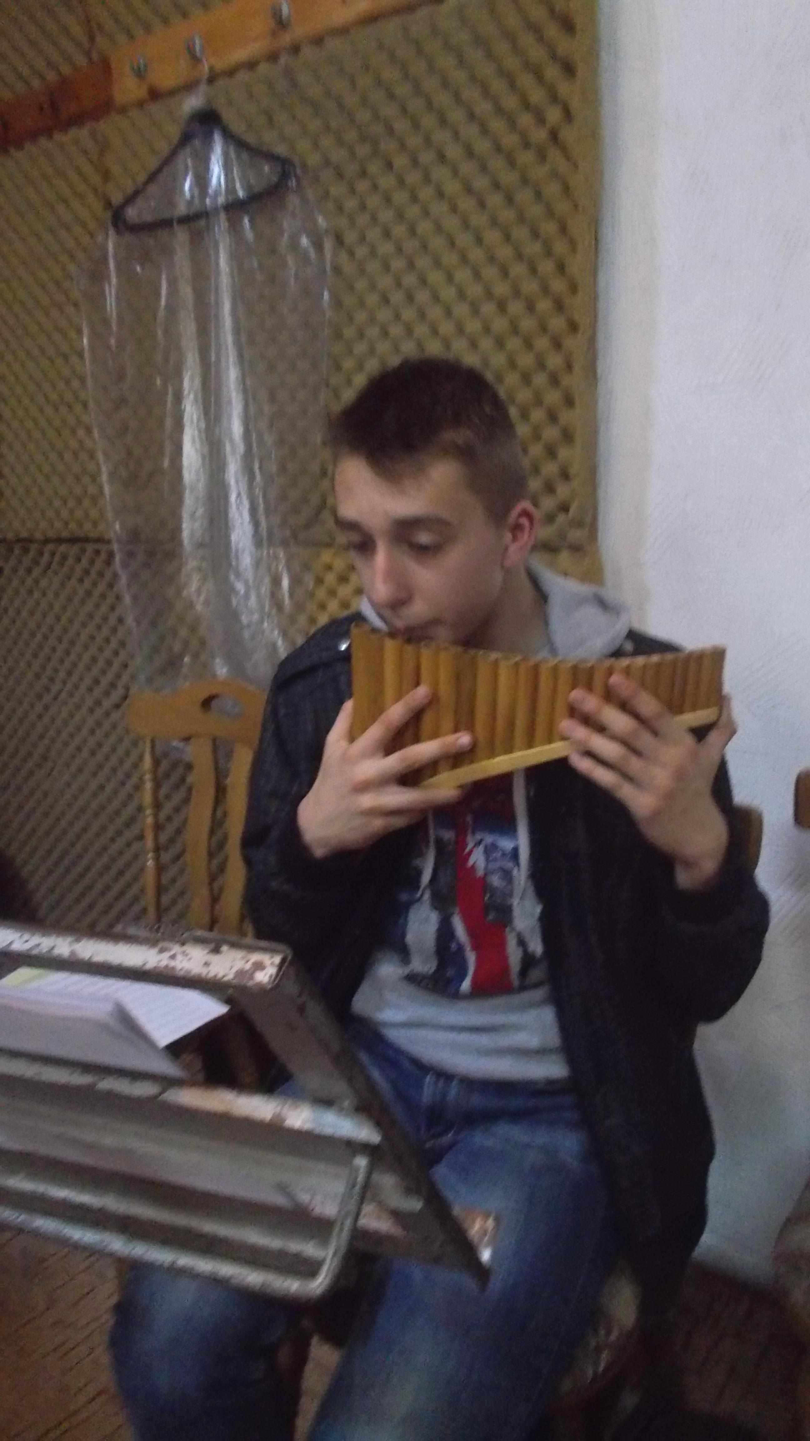 Gabriel HURJUI, năier