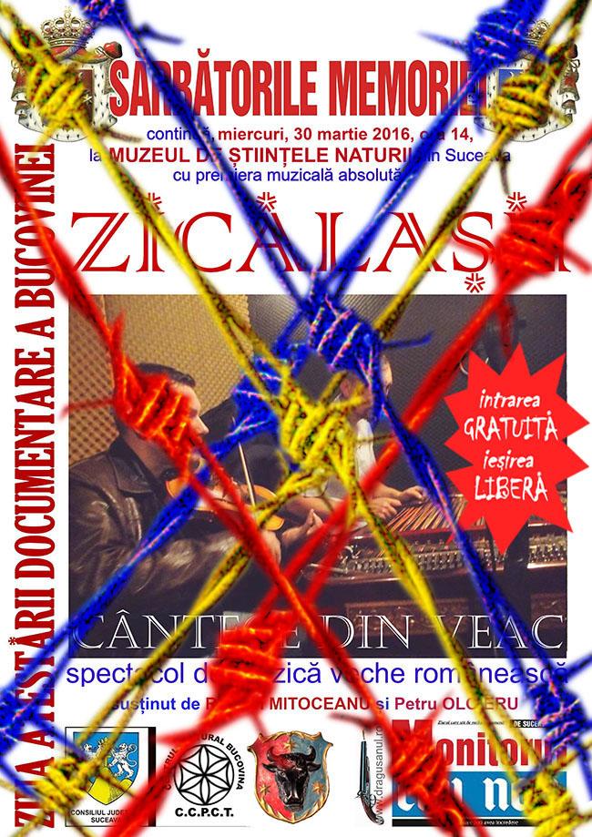 Ziua atestarii Bucovinei SE INTERZICE