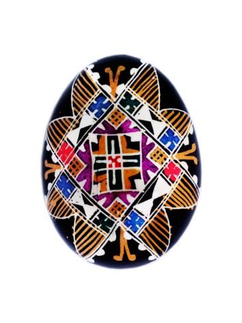 Spaţiul deplinei sacralităţi, pe oul încondeiat