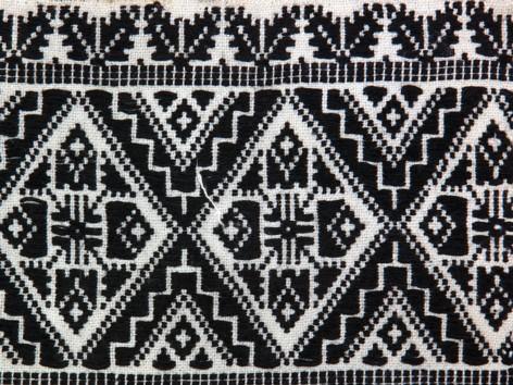 Calea Sfinţeniei (Zeilor), pe cămaşa românească