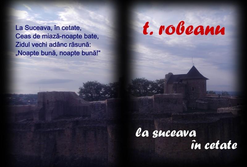 Cu o întârziere de 110 ani, Bucovina tipăreşte poeziile lui T. Robeanu