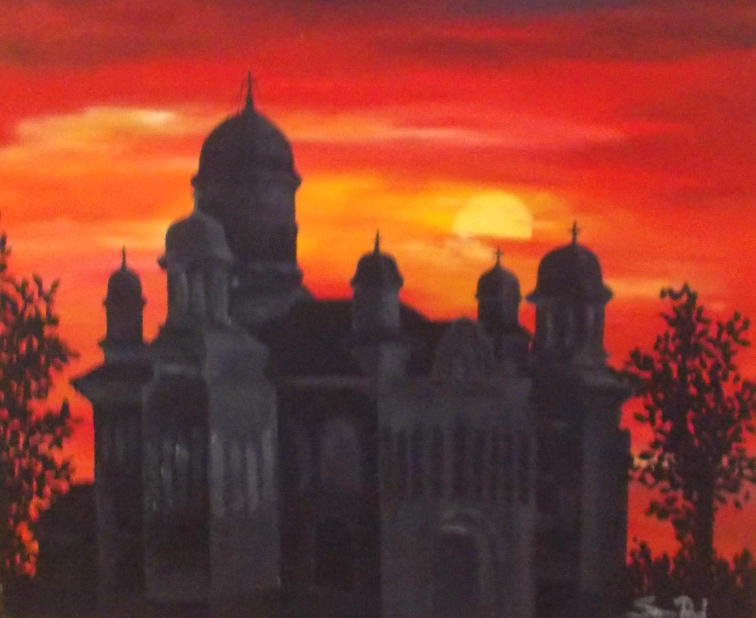 e14 catedrala rosie