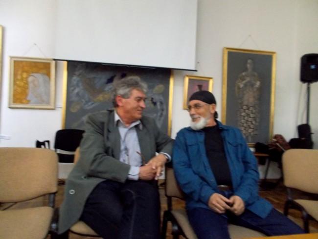 Constantin Horbovanu şi Victor Rusu
