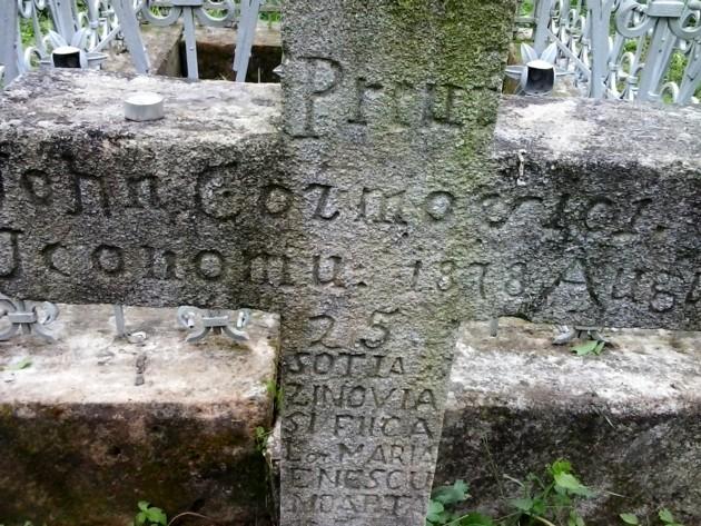 Mormântul bunicilor materni ai lui George Enescu