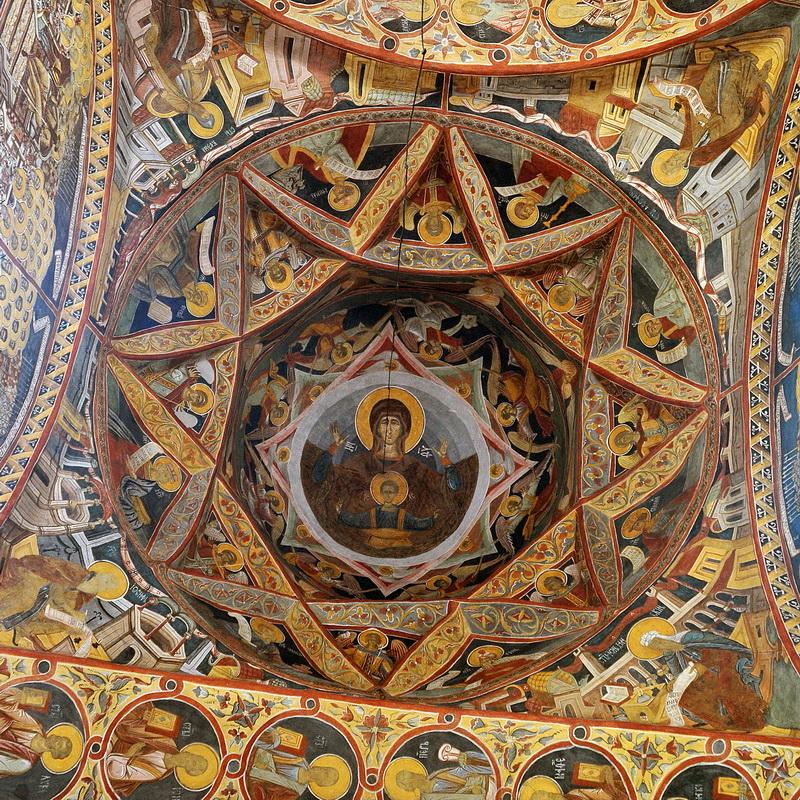 Sacralitatea Desăvârşită la Moldoviţa