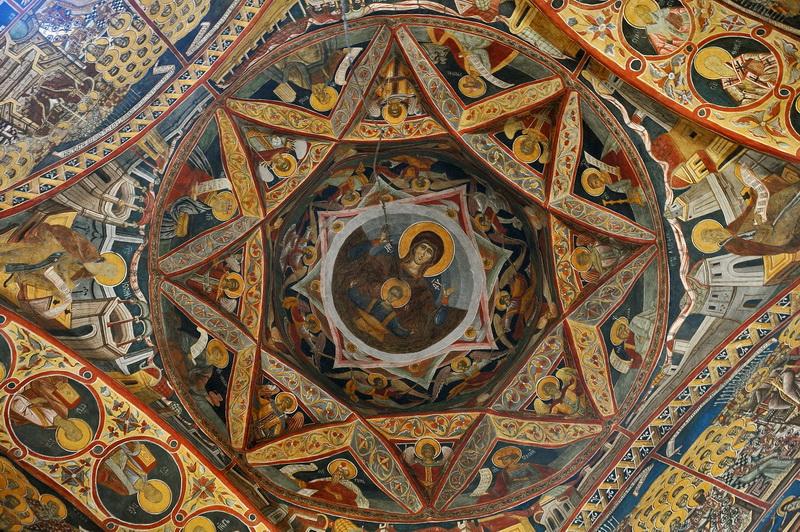 Spaţiul deplinei sacralităţi, la Moldoviţa